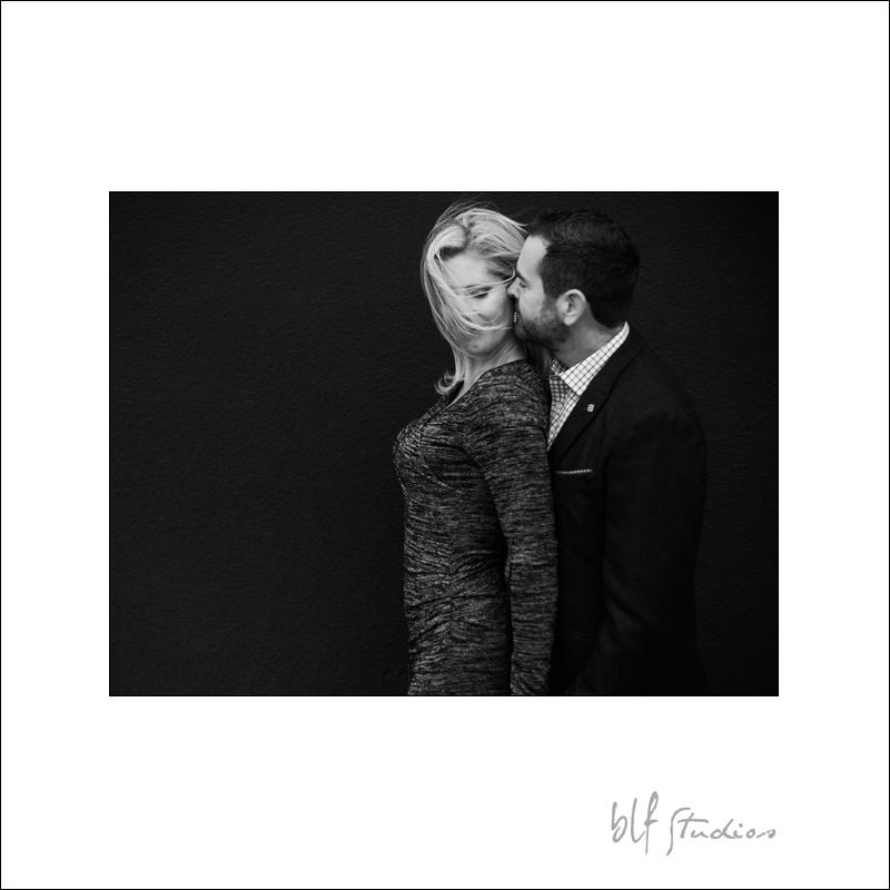 Winnipeg wedding photographer engagement session