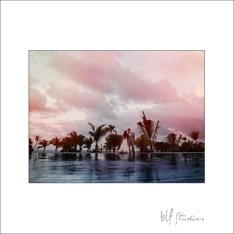 Cancun Mexico Destination Wedding Photographer
