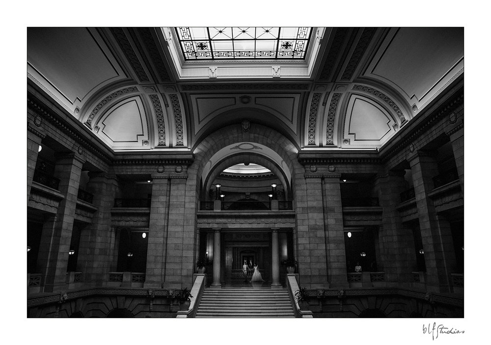 Winnipeg Legislative Building creative photos