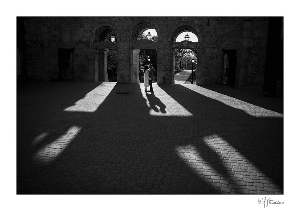 St. Boniface Cathedral engagement photos