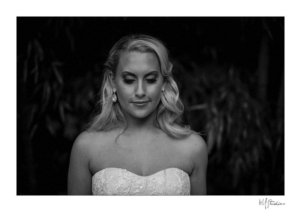 Beautiful Vancouver bride