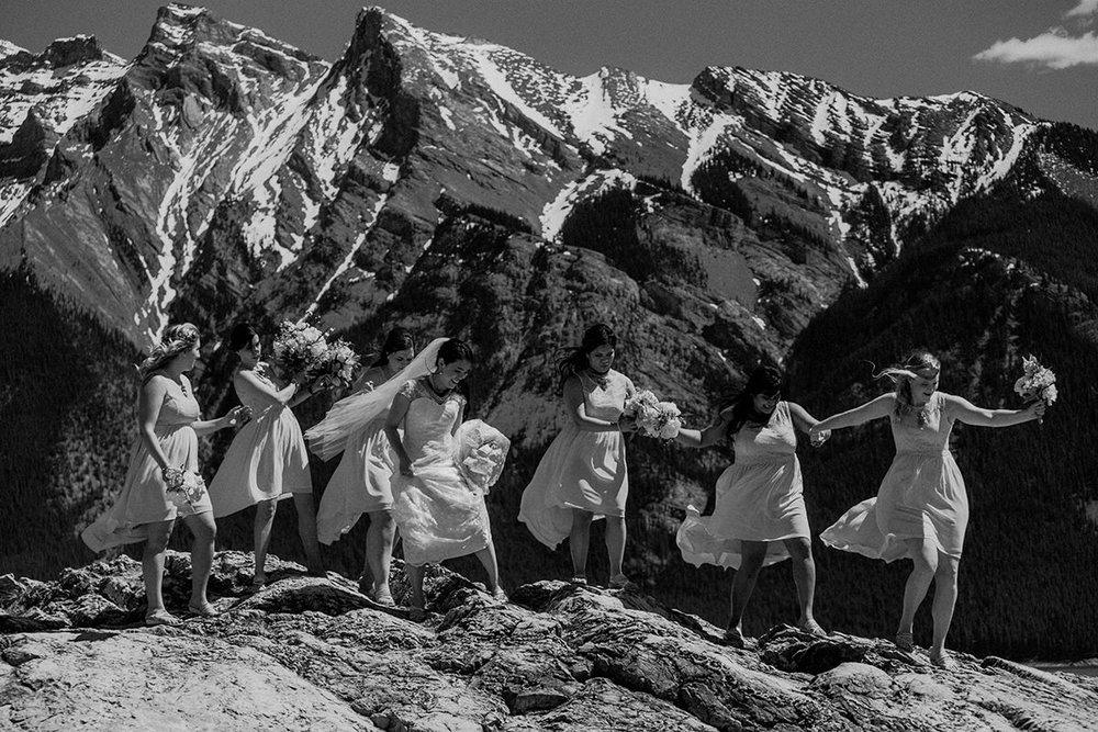 Banff National Park wedding photographer