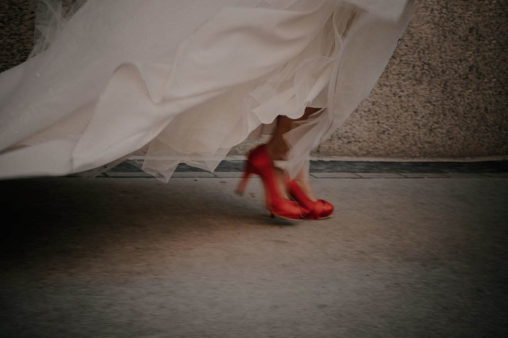 Wedding shoes in Winnipeg