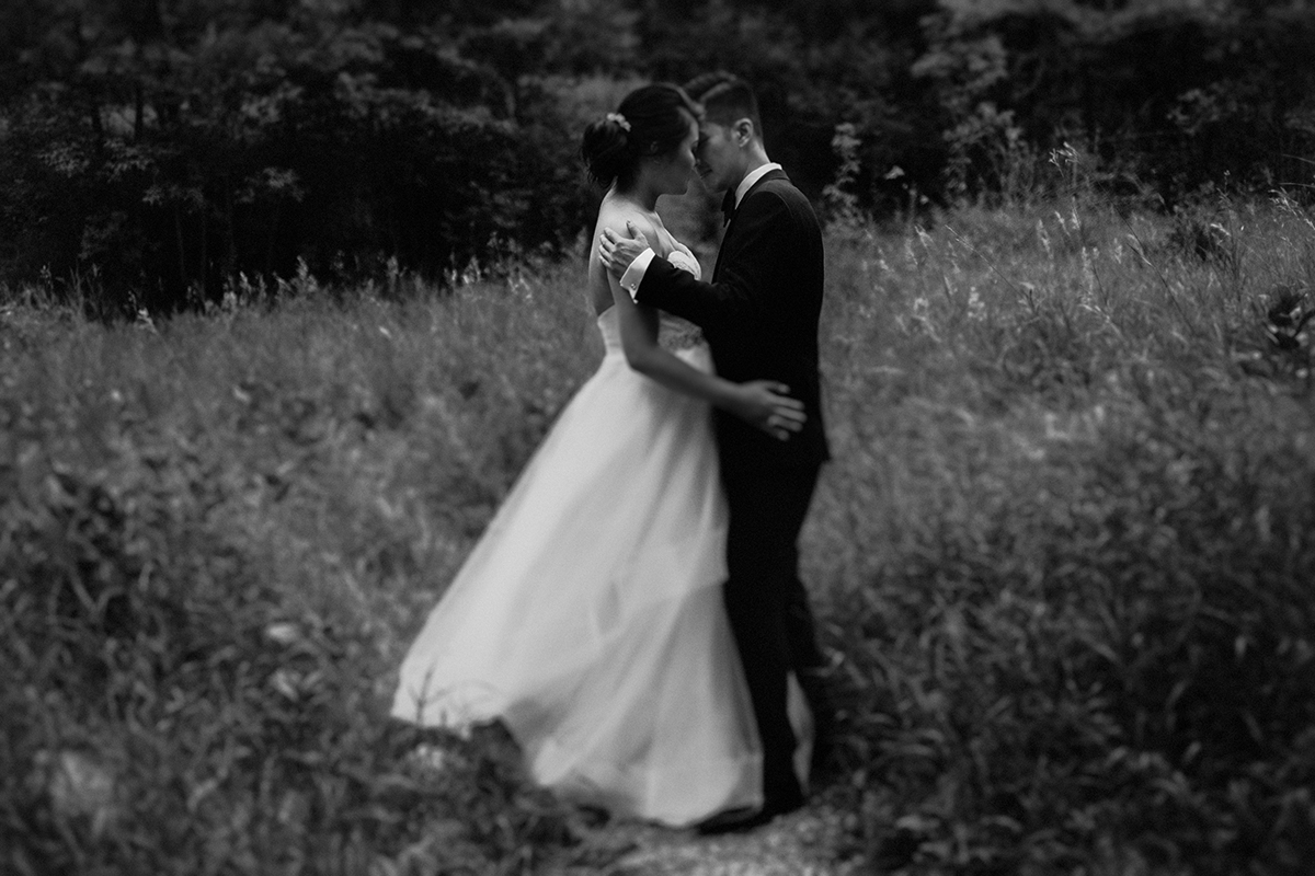 Lesley + Victor's Wedding | CMHR | Photos by Bond