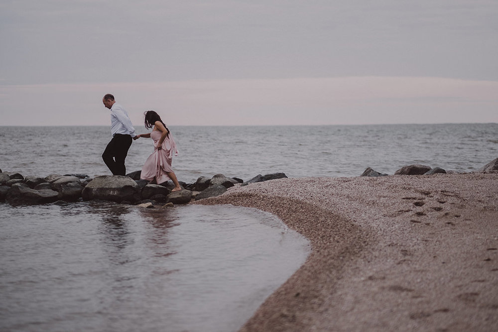 Gimli engagement photography