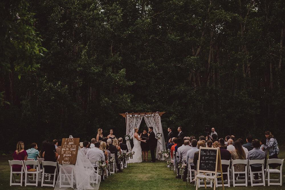 Lakeview Hecla Island Resort Wedding