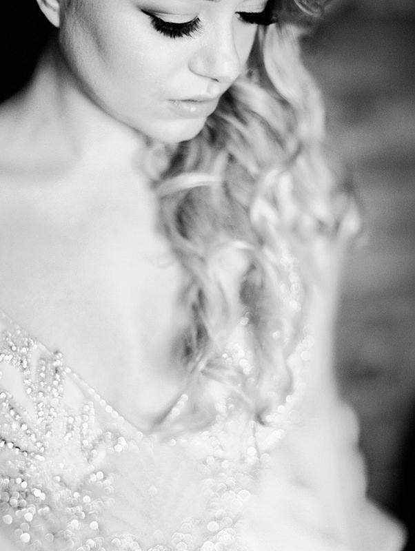 Anna Lang Bridal Gown beading