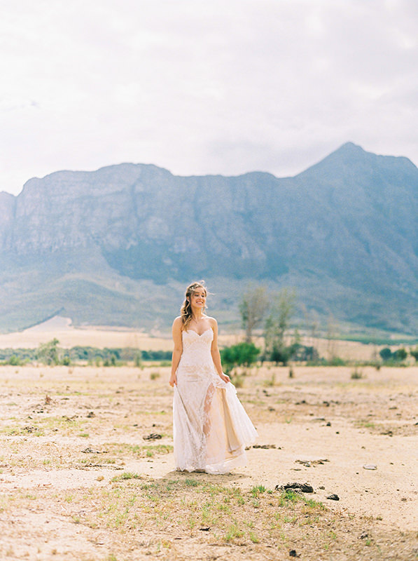 DIY Wedding Dress South Africa