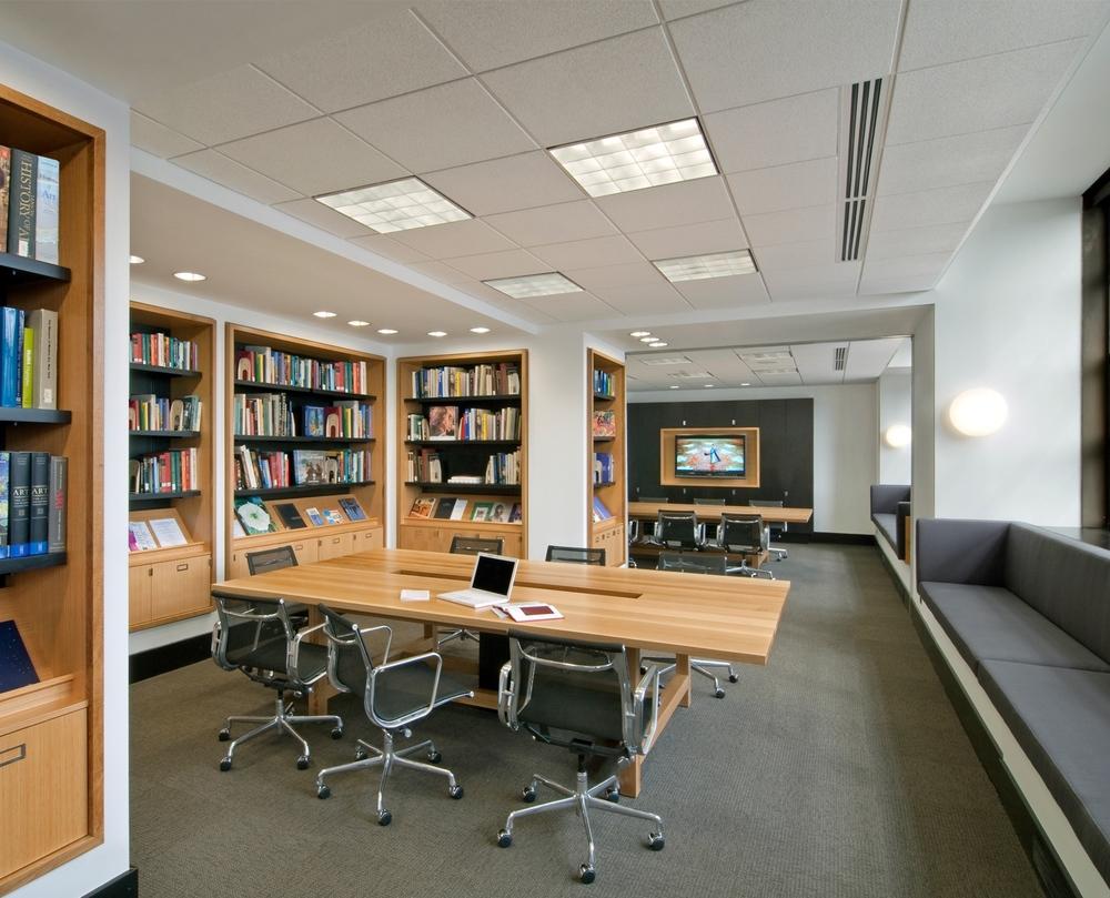 Zabar Art Library and Screening Room