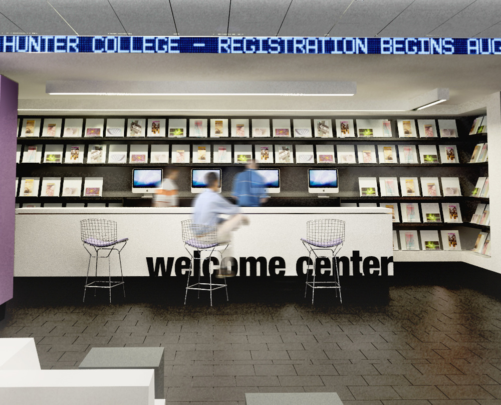 Welcome Center and Student Commons