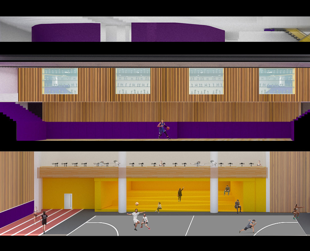 Athletic Facilities Masterplan