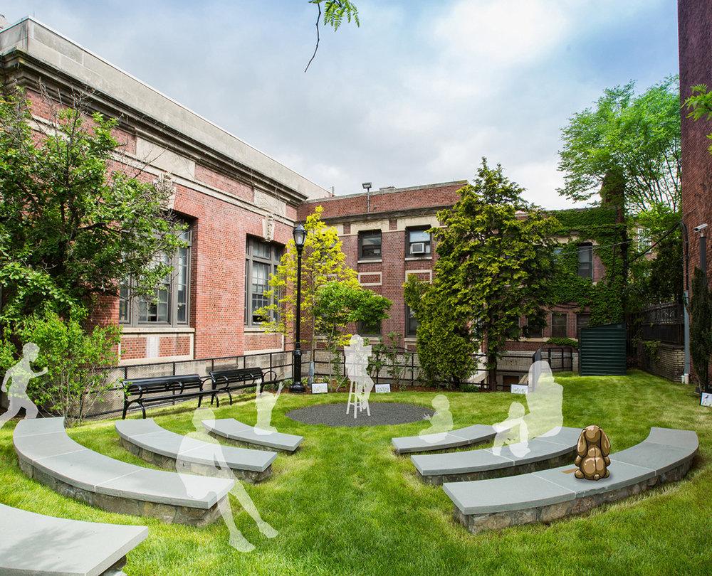 Brooklyn Public Library, Knuffle Bunny