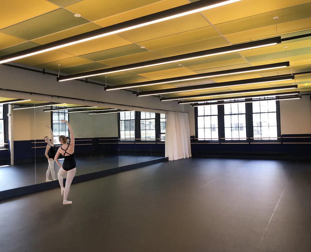 Arnhold Graduate Dance Education Program