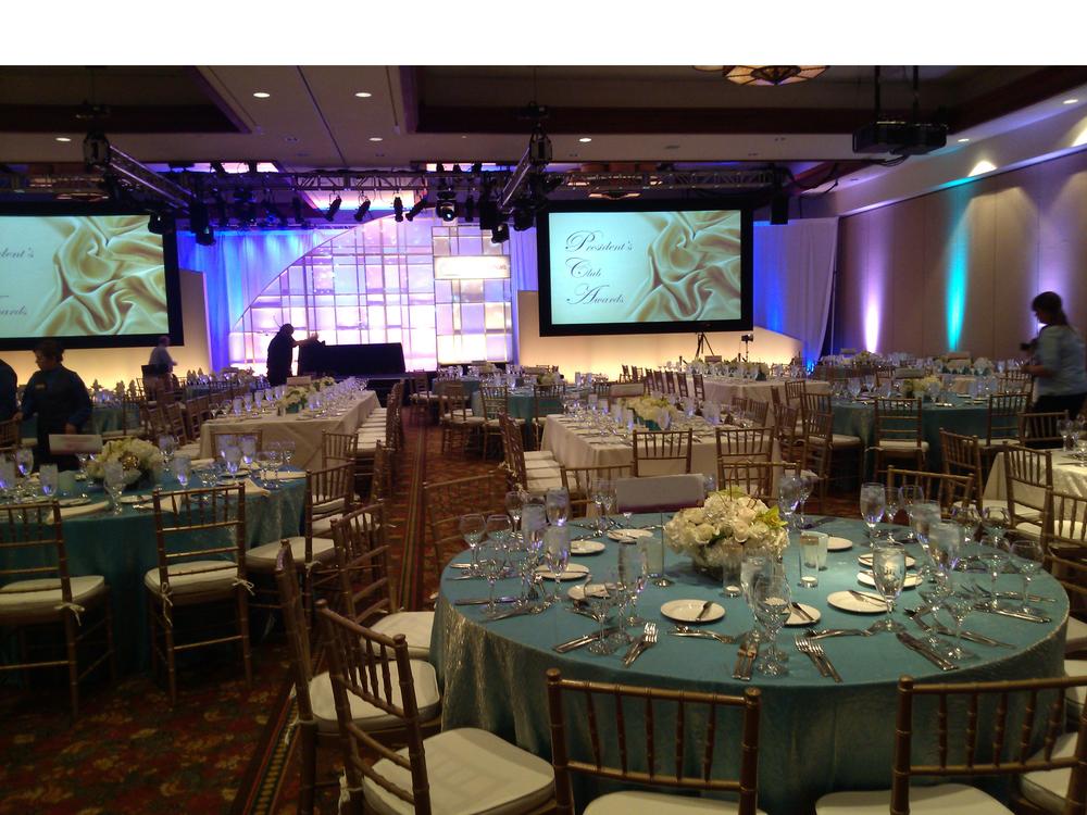 Sales Awards Banquet | La Quinta, California