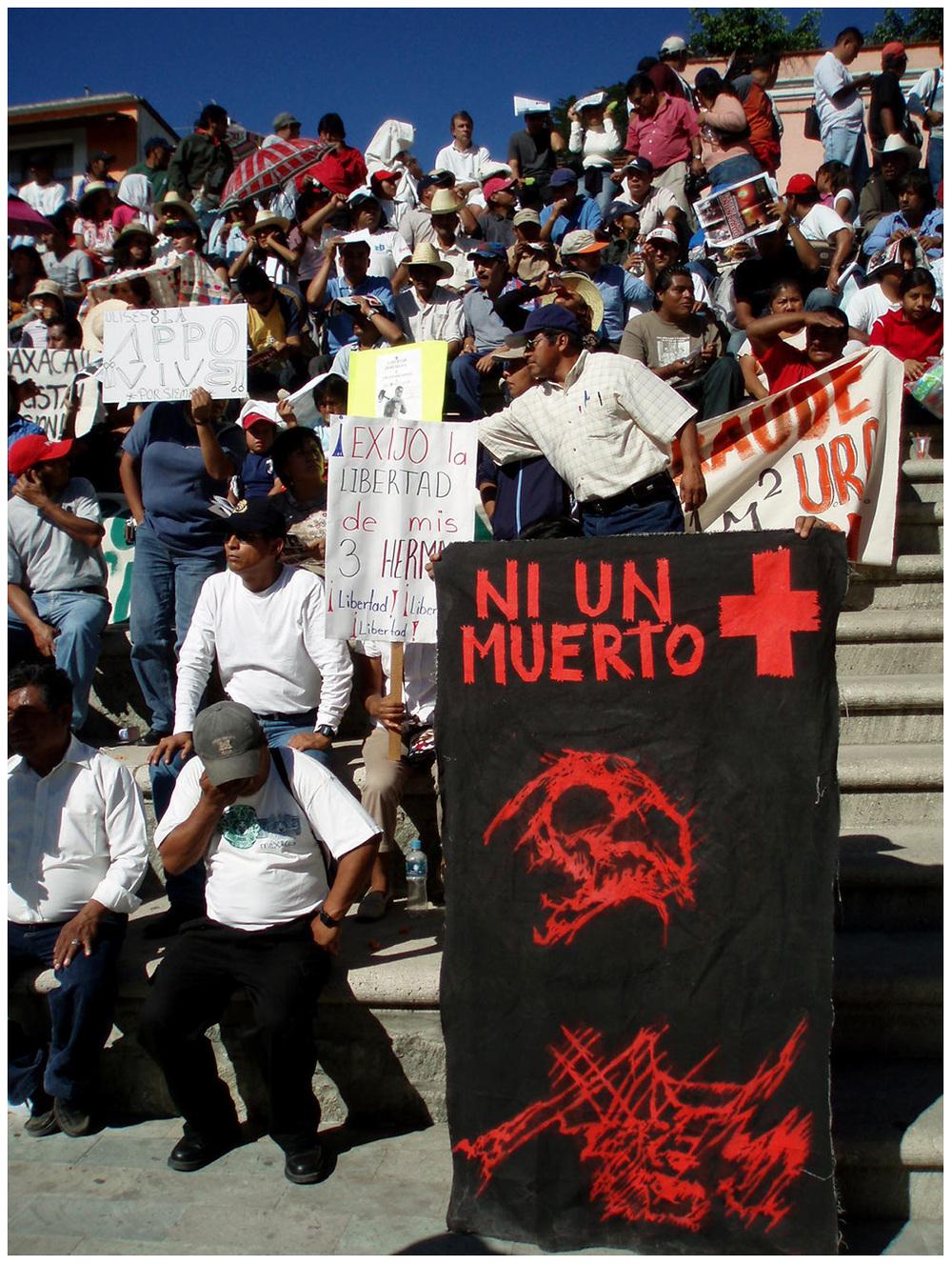 Ni un muerto mas, 2006