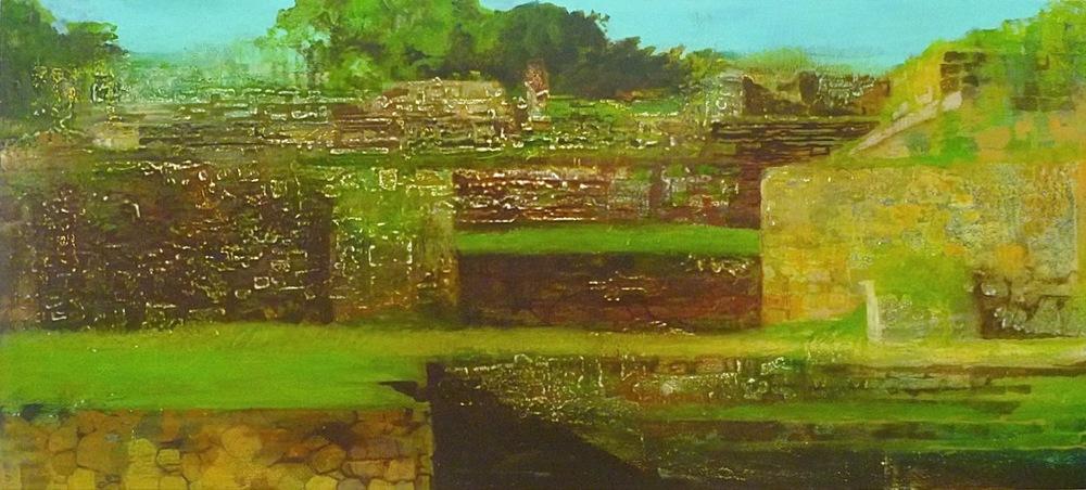 Horizonte y piedras, 2013