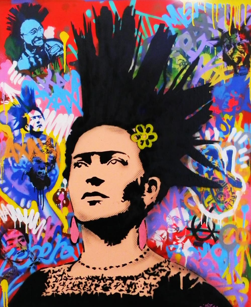 Frida Punk Street