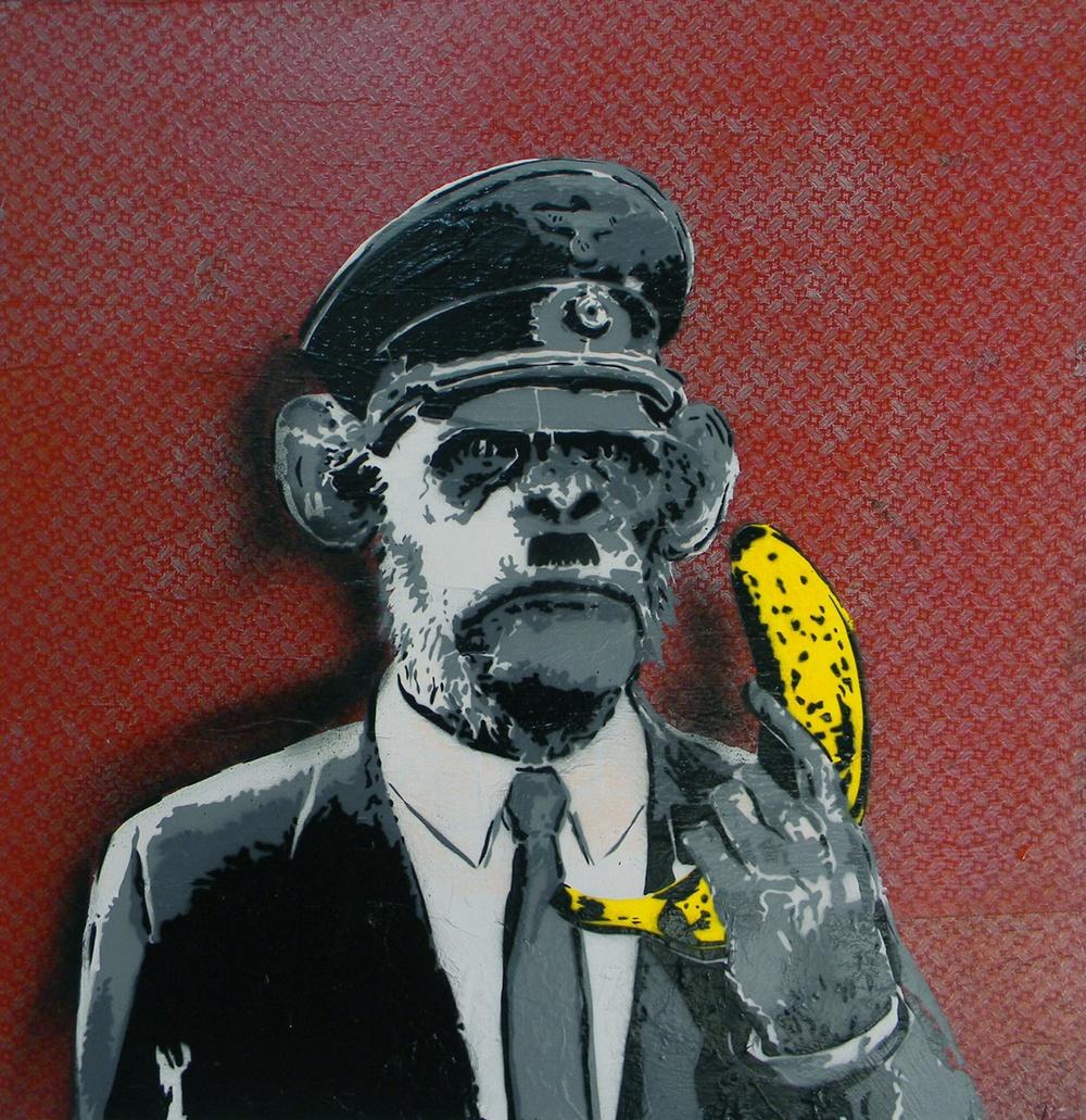 Hitler Monkey