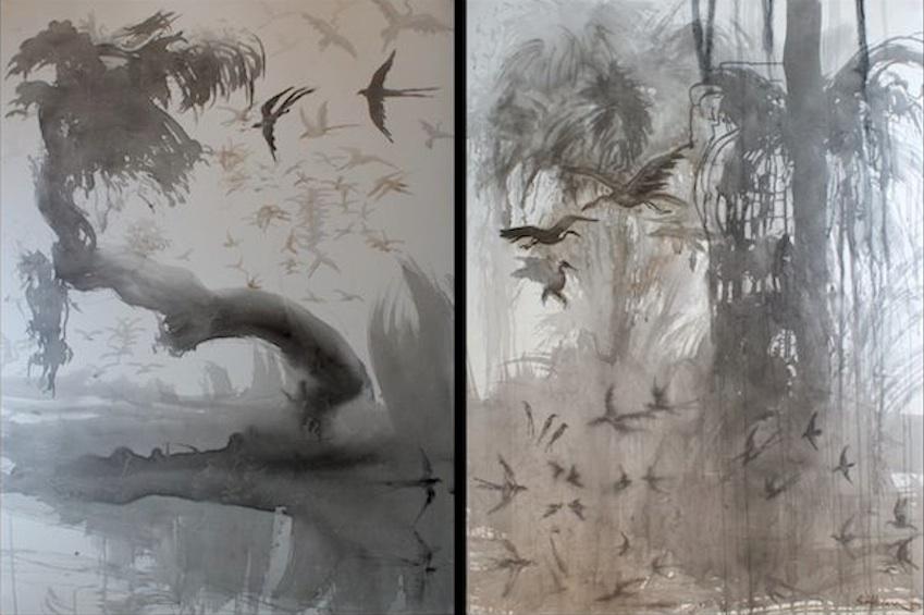 El adios de los pájaros, 2011