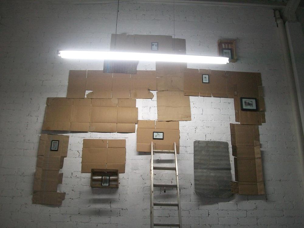 Arquitectura informal desplegada, 2013