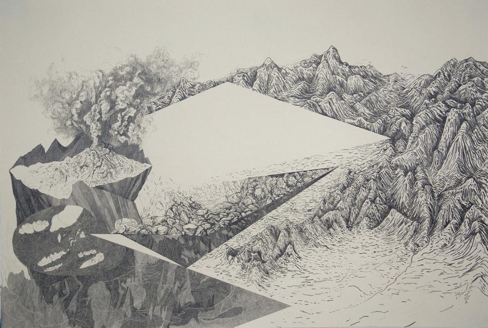 Conos de tierra, 2014