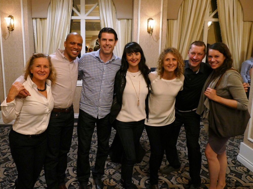 """""""We all really enjoyed the evening and found talking with like-minded people was most enjoyable.""""Dave Thompson, Head Women's Coach, Rowing Canada."""