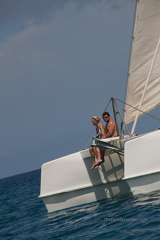 Bayahibe catamaran Saona tour