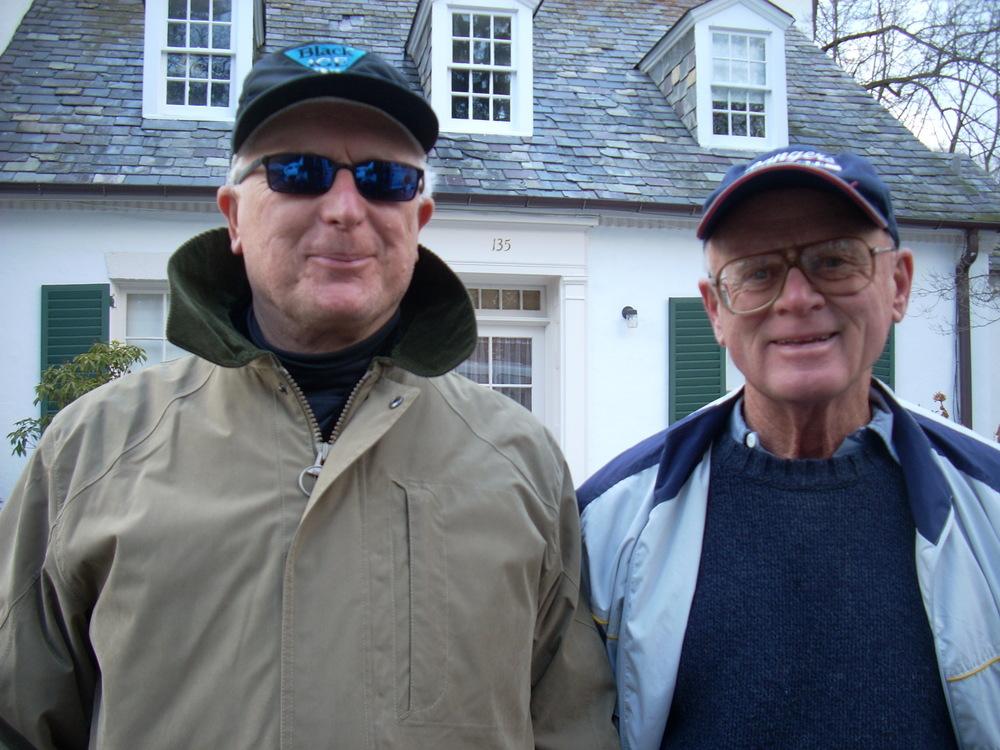 Gracie Mansion Jan 28 2010 George Kooluris & Jim Peale.jpg