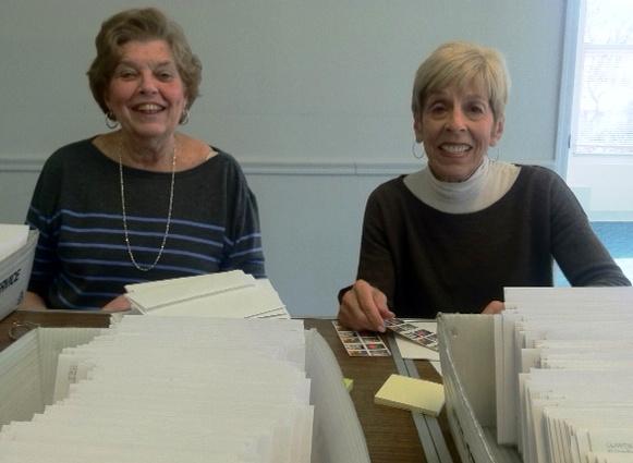 Marie & Carol invitations.JPG