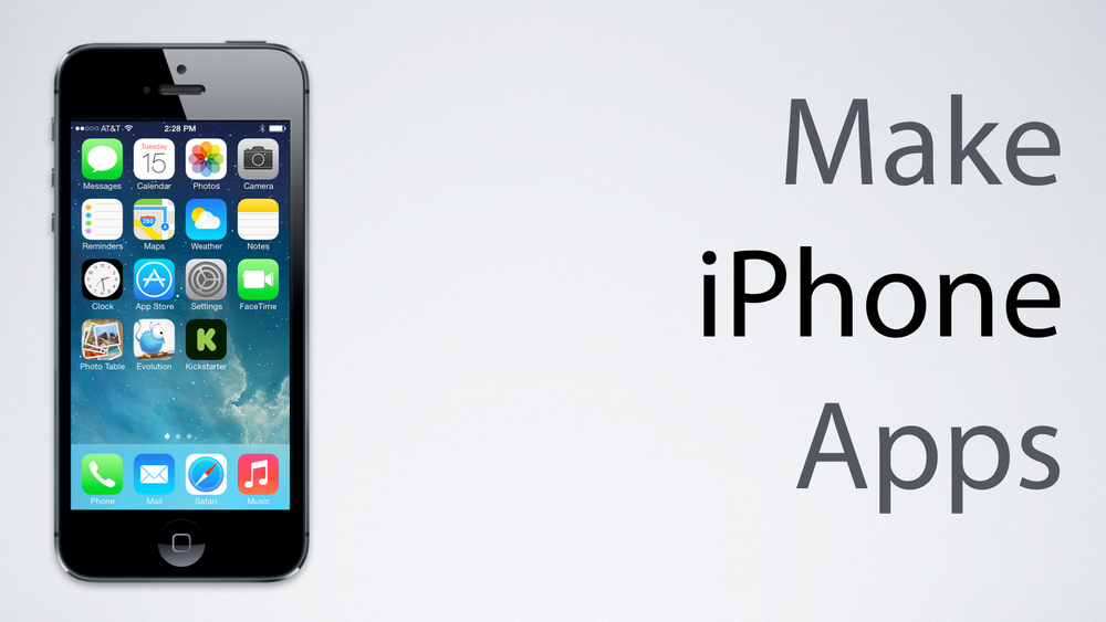 Make iPhone Apps with Objective-C