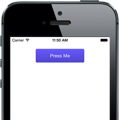 Create a UIButton in Code with Objective-C — Super Easy Apps