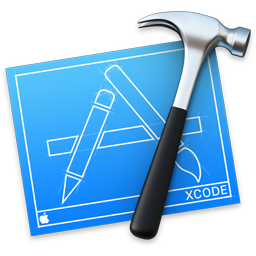 Xcode 6 has a new look for the icon