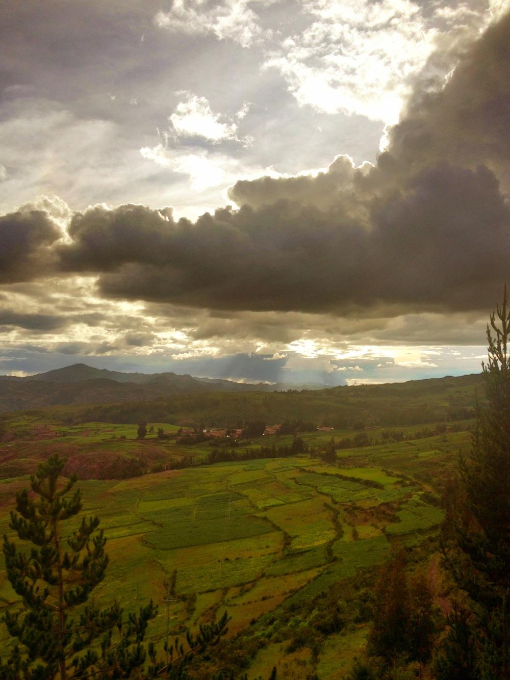 photograph : Chloë Rain Cusco, Peru 2013