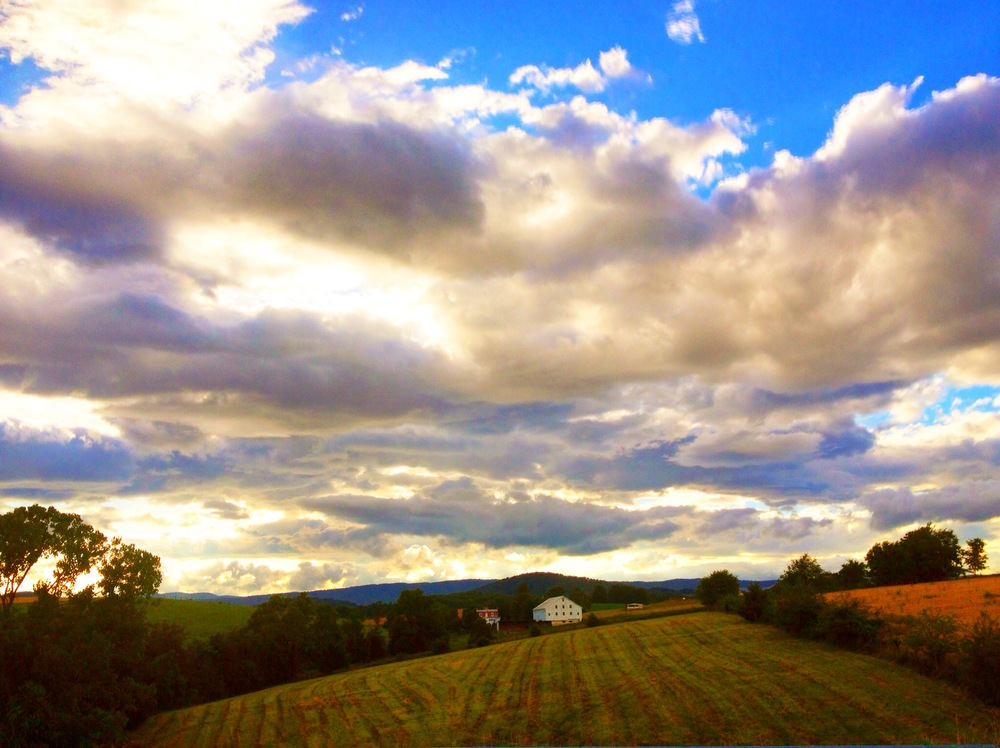 Shenandoah Valley Virginia, June 2014