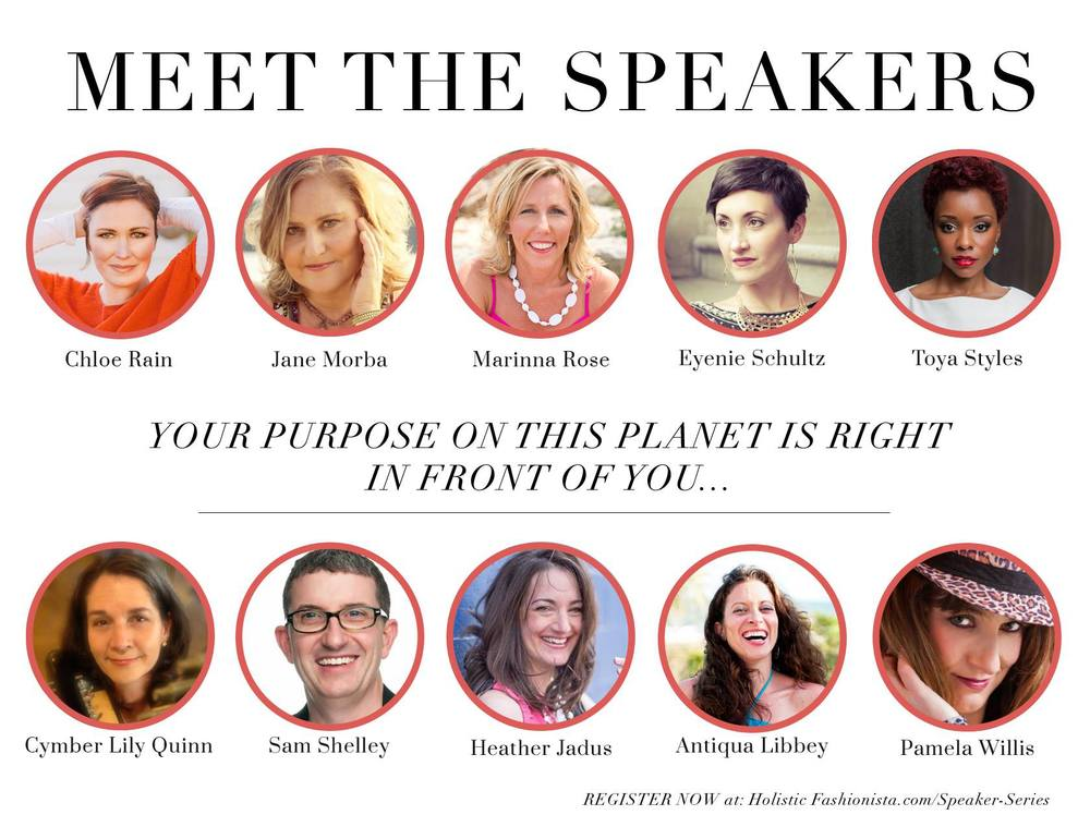Click to see all of the Speaker topics, including:    Removing the Starving Artist Mentality So You May Turn Your Talent into Wealth