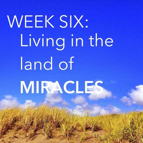 explore deeply week 6