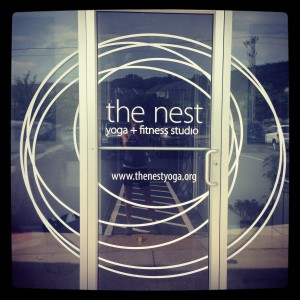 the nest yoga studio