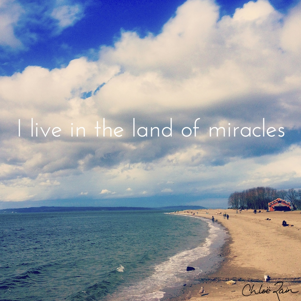 i live in the land of miracles chloe rain explore deeply christian d. larson