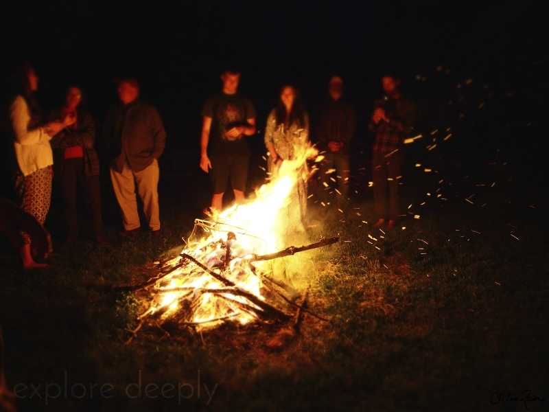 Beltane Fire Celebration