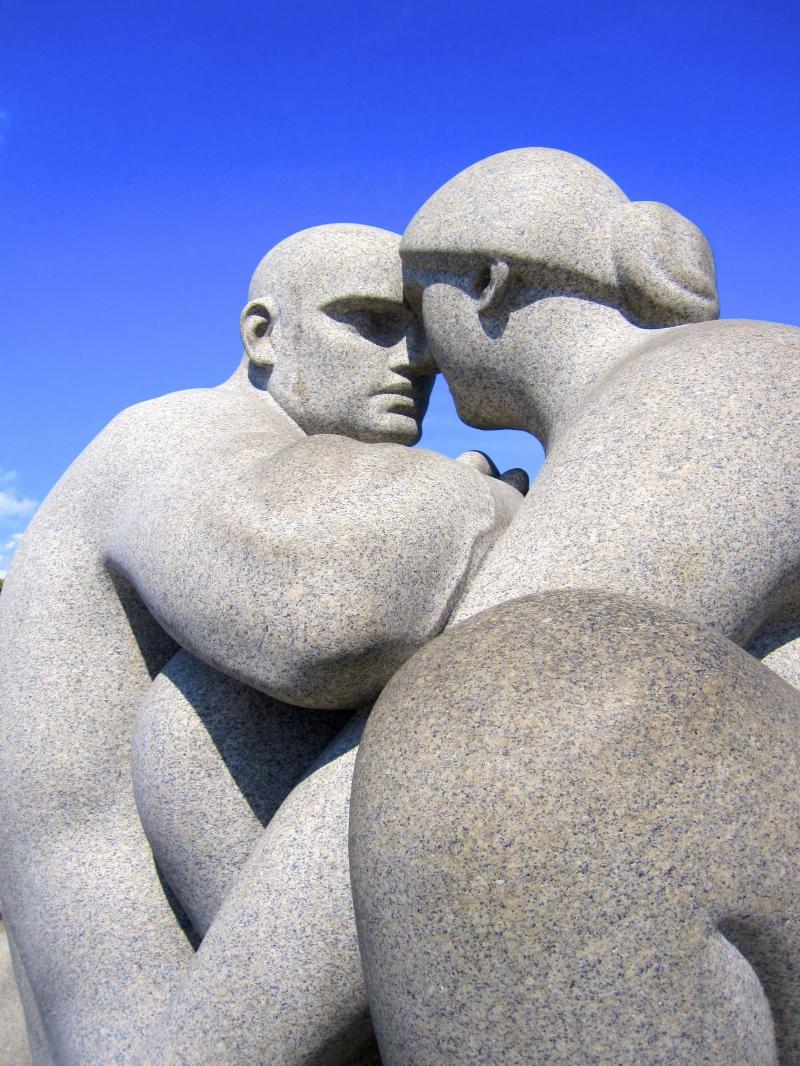 Vigelandsparken Vigeland Sculpture Park Oslo Norway Explore Deeply Chloe Rain