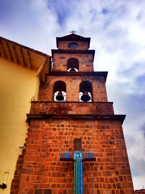 Church Cusco Peru Journey