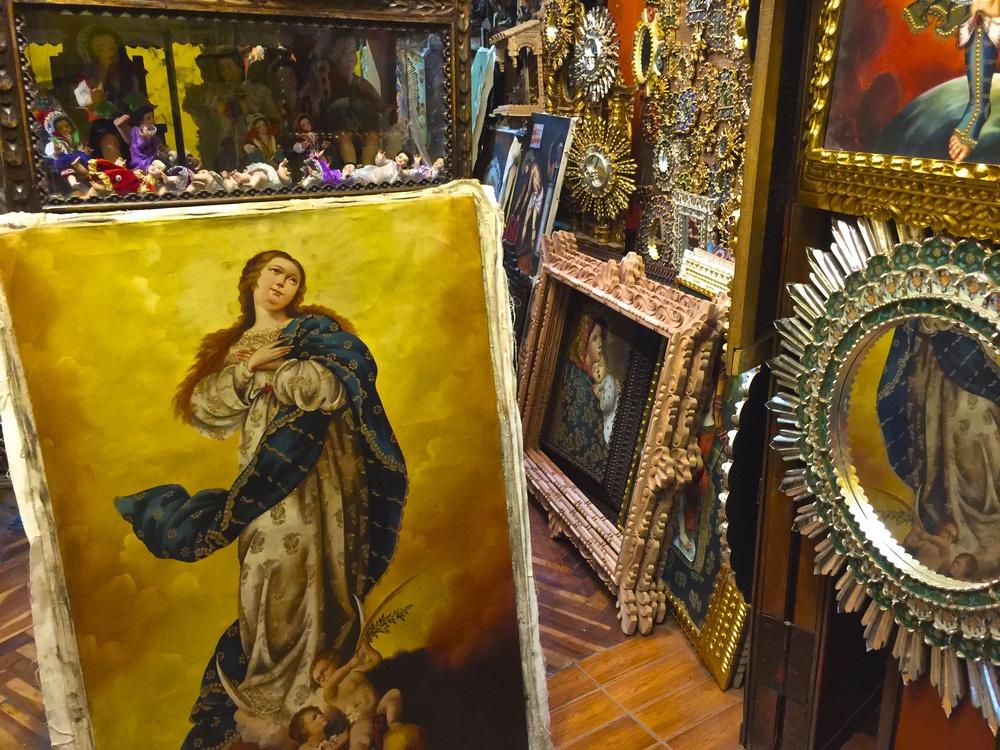 San Blas Cuzco Peru