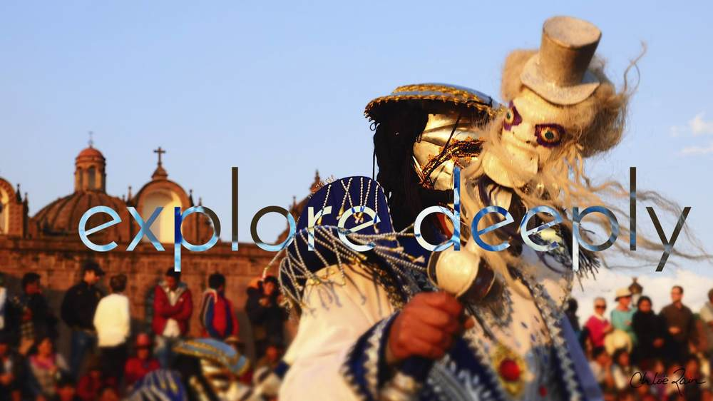 Plaza De Armas, Parade of the Nativity of the Virgin Mary, Cuzco Peru