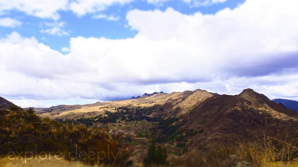 Amaru, Sacred Valley of the Inca, Cusco Peru