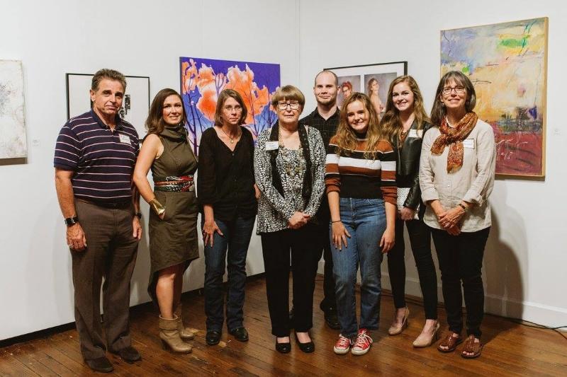 7th Annual Juried Art Show : Selected Artists: Chloë Rain