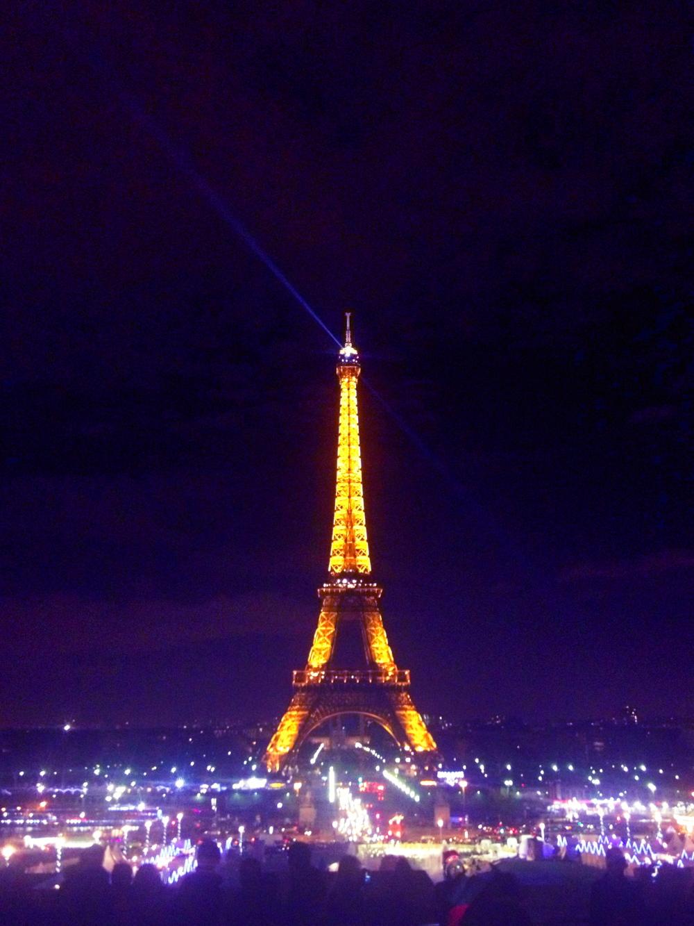 I ran away to Paris, and Paris saved me.