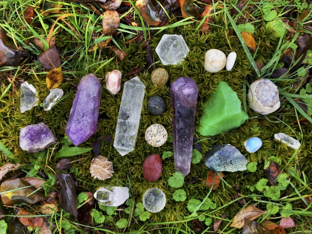 In 2015 became initiated and trained in Native American Stone Medicine, I am walking the path of a Stone Walker and became a certified Stone Medicine Practitioner.