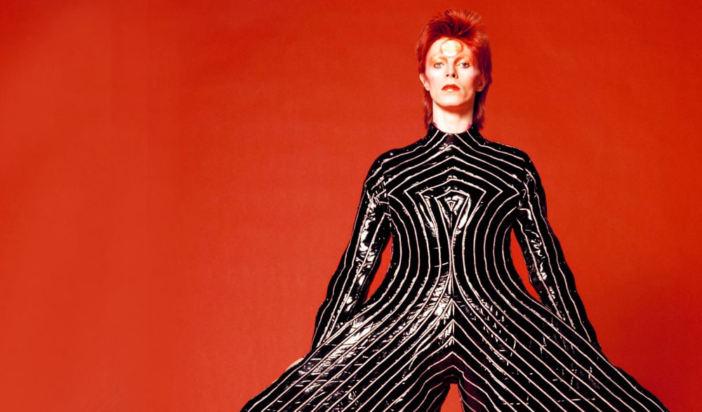 A Tribute to David Bowie : Ziggy Stardust : My Hero