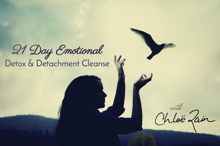 21 Day Emotional Detox & Detachment Cleanse