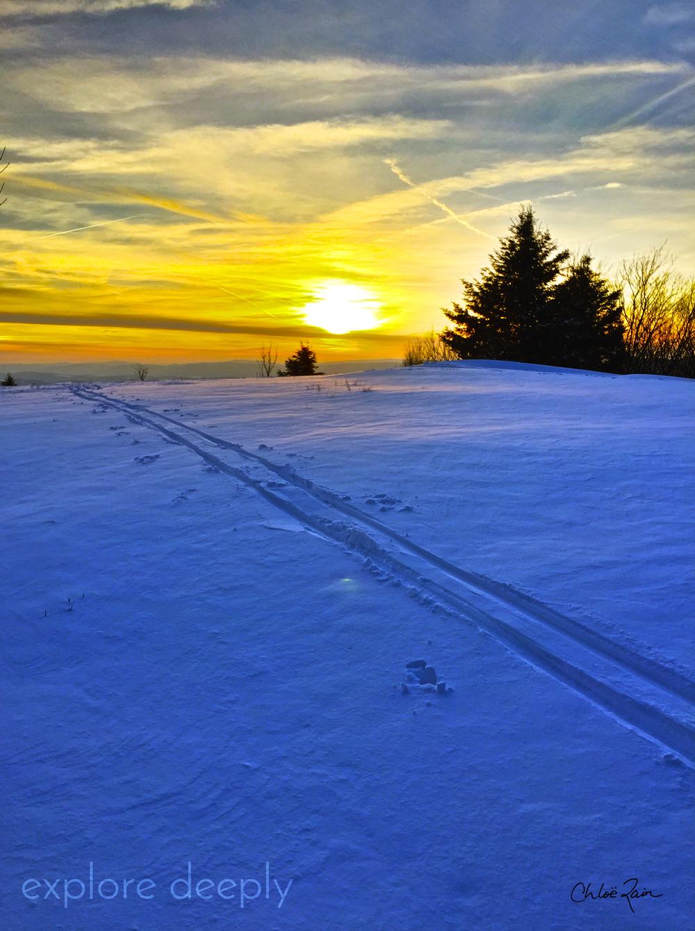 White Grass Ski Touring Center Explore Deeply